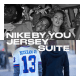 Nike By You Jersey Suite: Opening on September 9 on the 6th floor of Nike Soho, this unique experience allows personalization of jerseys with name, favorite number and custom patches by artist Eric Elms.