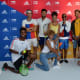 "Pharrell Williams x adidas Tennis ""Don't Be Quiet Please"" Event"