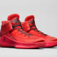 "Air Jordan 32 ""Rosso Corsa"" launches September 23"