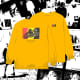 The Hundreds x XLARGE Wildfire-X L/S Shirt