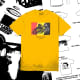 The Hundreds x XLARGE Wildfire-X T-Shirt