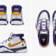 """The Nike Kobe 1 Protro  """"Final Seconds"""" honors Bryant's 2006 Game 4 performance. It drops April 14."""