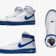 """Rasheed Wallace's domination of the Lakers inspired the Nike Air Force 1 High Retro """"Rude Awakening,"""" which launches April 26."""