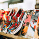 "Marvel x Vans Slip-On ""Spider-Man"""
