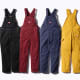 Cotton Twill Overalls