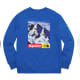 Supreme x The North Face Mountain Crewneck Sweatshirt