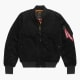 The Cords & Co x Alpha Industries MA-1 Bomber