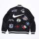 Supreme x Nike x NBA Teams Satin Warm-Up Jacket