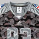 BAPE x adidas Football Super Bowl LIII Jersey