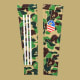 BAPE x adidas Football Super Bowl LIII Arm Sleeve