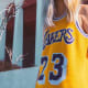CLOT x Mitchell & Ness All-Star Weekend 2019 Jacquard Lakers/Celtics Capsule