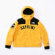 Supreme x The North Face SS19 Mountain Parka Jacket Yellow