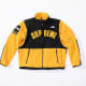 Supreme x The North Face SS19 Denali Fleece Jackets Yellow