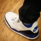 fragment design x Air Jordan 3 sample, image via HK-Kicks