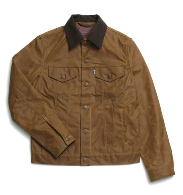 c109af1e3bc Levi's Workwear by Filson Fall 2012 Collection - Freshness Mag