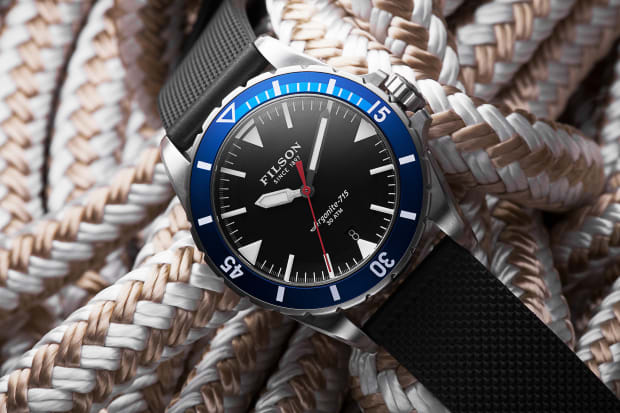 f916a8406f6 Filson Launches Dutch Harbor Watch Collection - Freshness Mag