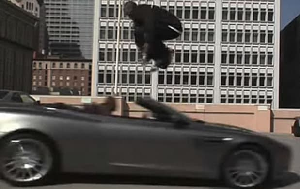 Kobe Jumps Over An Aston Martin In This Throwback Video Freshness Mag
