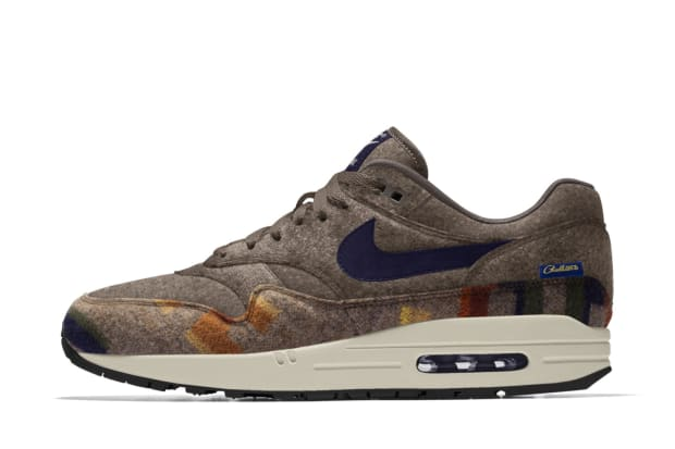 classic styles best sneakers good texture NIKEiD Debuts New Pendleton Options on Classic Silhouettes ...