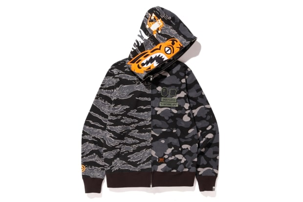 dd2f177af Here's Every Piece From the Undefeated x BAPE x Timberland ...