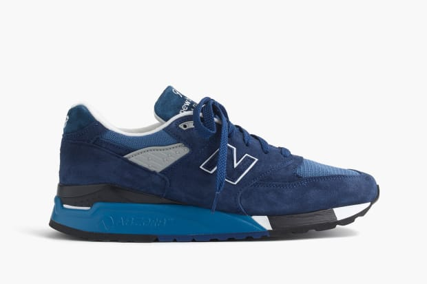 size 40 5a855 c148f J.Crew's Upcoming New Balance 998 Collaboration Is Inspired ...