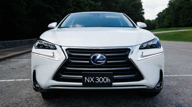 2015 Lexus NX Luxury Compact Crossover: The Game Changer - 9