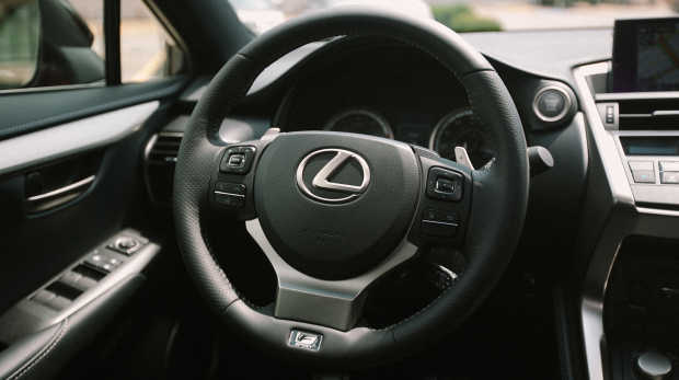 2015 Lexus NX Luxury Compact Crossover: The Game Changer - 32