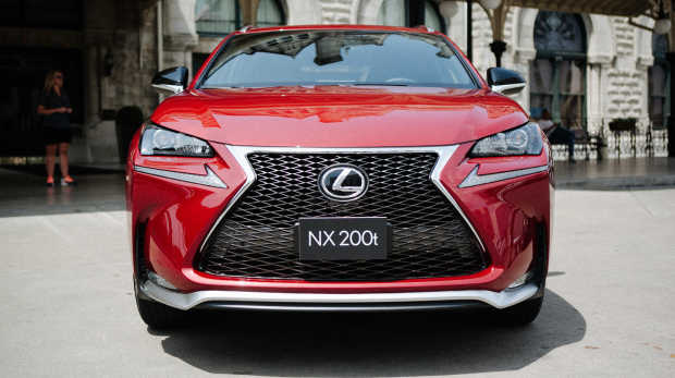 2015 Lexus NX Luxury Compact Crossover: The Game Changer - 0