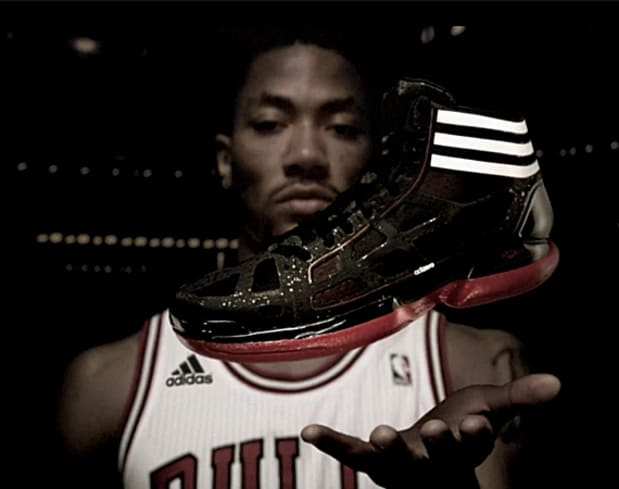 adidas d rose 5 commercial