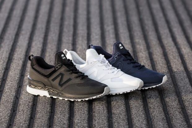 New Balance Previews Upcoming 574 Sport Colorways