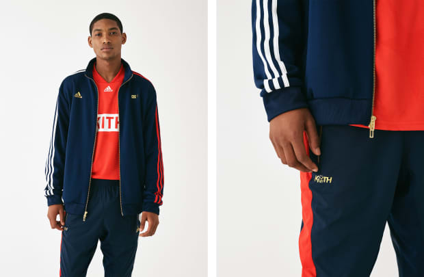 Kith and adidas Soccer Unveil Their Chapter 3 Lookbook