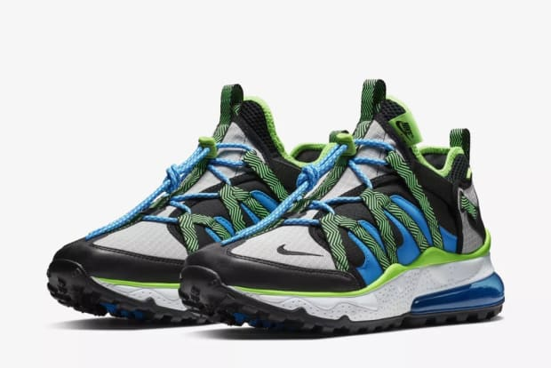 The Nike Air Max 270 Gets a Trail Ready Makeover Freshness Mag