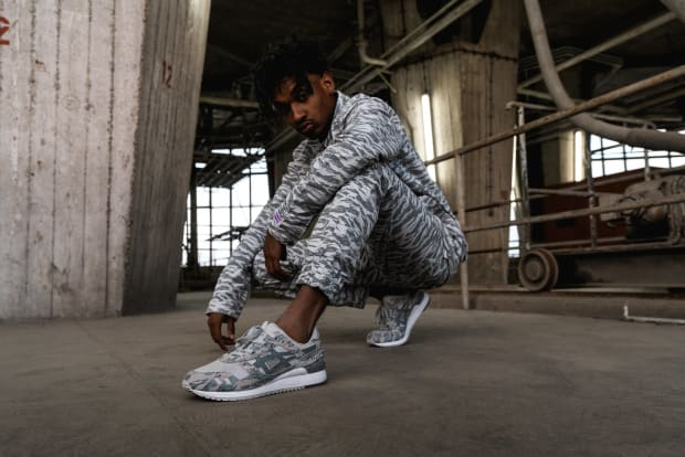 Solebox and atmos Team Up on a Camo Infused ASICS GEL Lyte