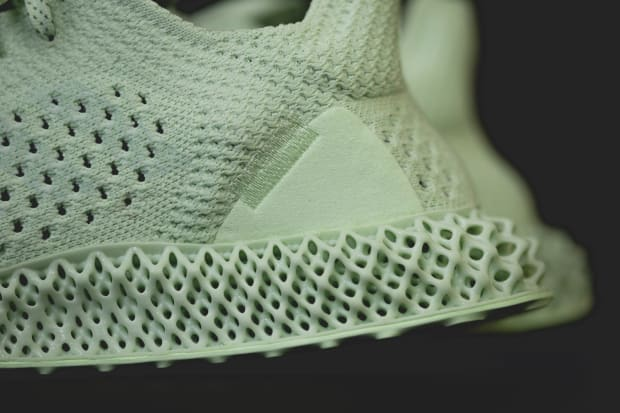 Daniel Arsham's adidas FUTURECRAFT 4D Is Releasing Early at
