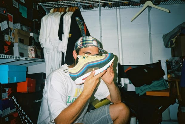 A First Look at Sean Wotherspoon's Nike Air Max Hybrid