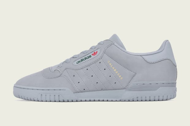 Here's Where You Can Buy the adidas YEEZY Powerphase in Grey