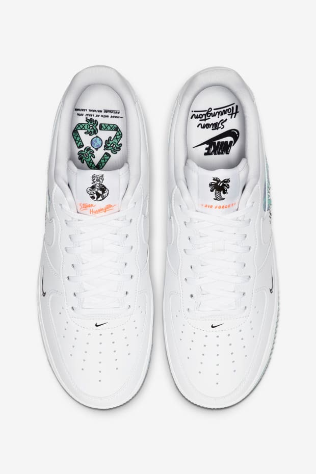 air force 1 earth day