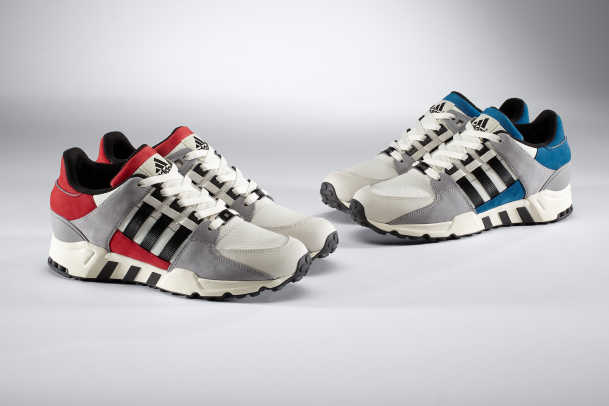 The Footpatrol x adidas EQT Running Cushion 93 Consortium Tour