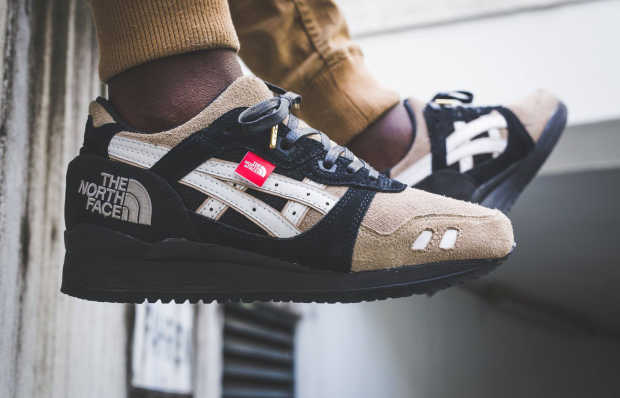 low price asics gel lyte the north face 3d79d 6d907