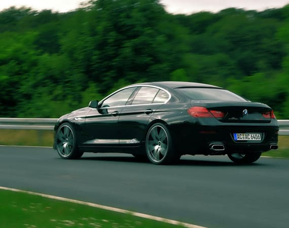 Bmw 6 Series Gran Coupe By Ac Schnitzer Freshness Mag