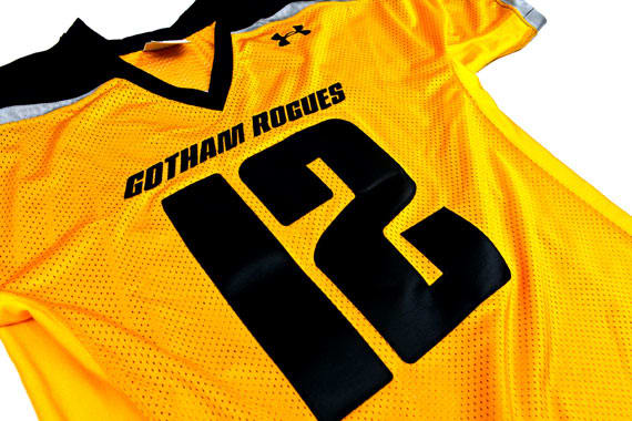 The Dark Knight Rises x Under Armour - Gotham Rogues Collection