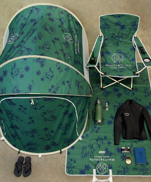 Beauty Amp Youth X Coleman Camping Collection Freshness Mag