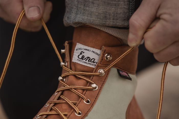 Beckel Canvas Products X Danner Light Beckel Boot