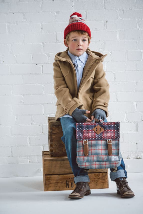 Herschel Supply Co. Fall 2014 Kids Collection