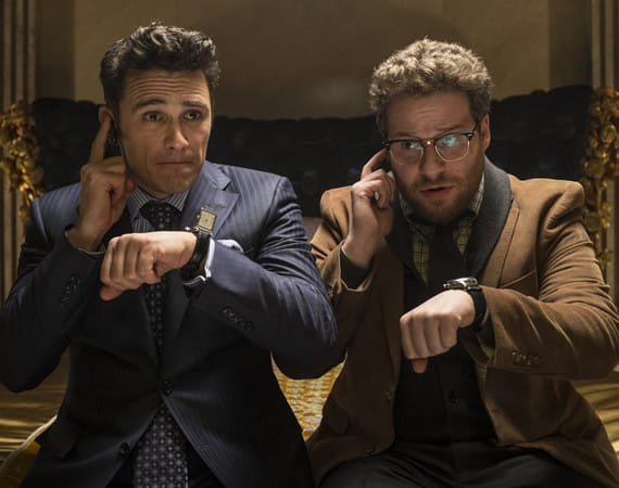 The Interview - Official Red Band Trailer | Video