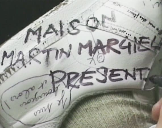 "Watch ""The Artist Is Absent: A Short Film on Martin Margiela"""