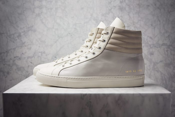 Common Projects Fall Winter 2015 Collection Freshness Mag