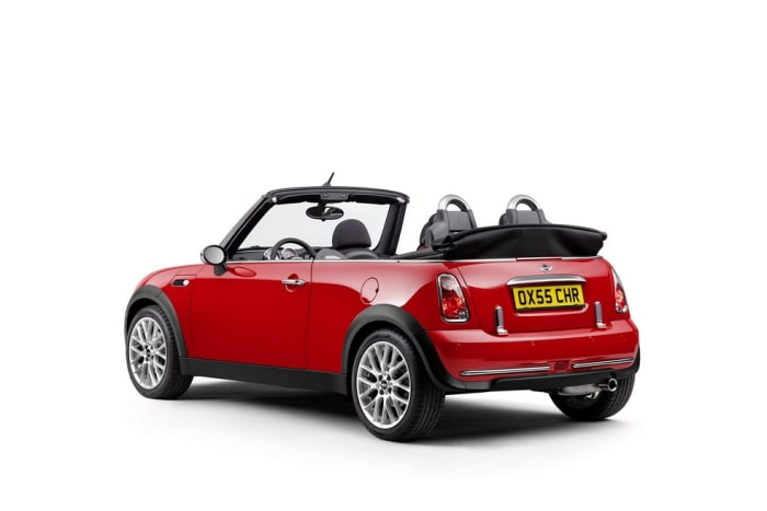 The 2016 Mini Convertible Officially Hits The Block