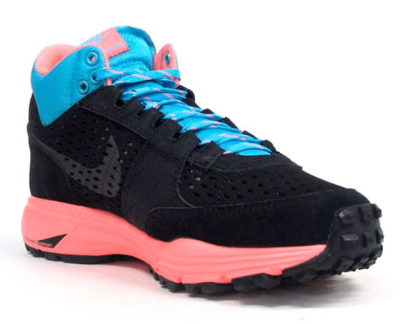 5d9ad0f6aa48 nike lunar elite trail mid black blue color pages Lowest Price On Black  Nike Shox.