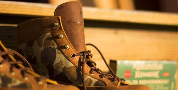 Danner X Ball And Buck Boot Behind The Scenes Video