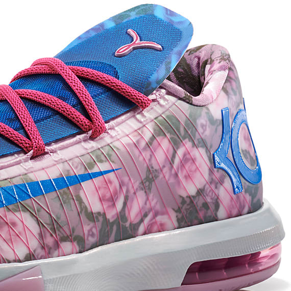 """Nike KD 6 – """"Aunt Pearl"""" Collection 